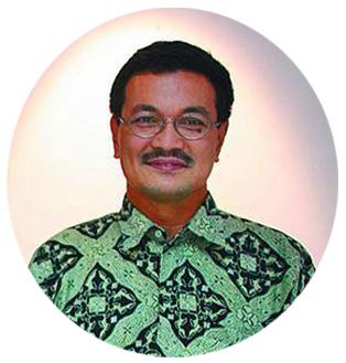 Dr. Budhy M. Rachman